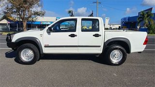 2007 Holden Rodeo RA MY07 LX White 5 Speed Manual Utility.