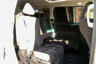 2010 Toyota Alphard ANH20W 240S White 1 Speed Constant Variable Van Wagon