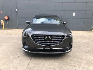 2021 Mazda CX-9 TC Azami SKYACTIV-Drive i-ACTIV AWD Machine Grey 6 Speed Sports Automatic Wagon.