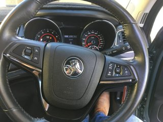 2015 Holden Commodore VF SS Grey Sports Automatic