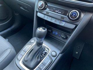 2017 Hyundai Kona OS MY18 Highlander D-CT AWD Orange 7 Speed Sports Automatic Dual Clutch Wagon