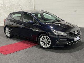 2018 Holden Astra BK MY18.5 R Darkmoon Blue 6 Speed Sports Automatic Hatchback.