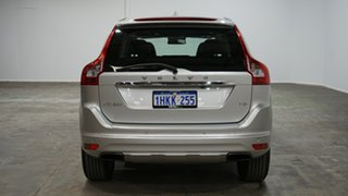 2014 Volvo XC60 DZ MY14 T5 Geartronic Kinetic Silver 8 Speed Sports Automatic Wagon