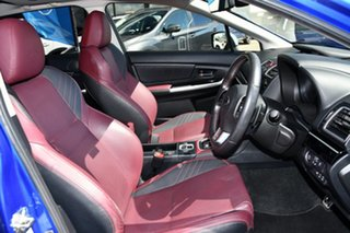 2017 Subaru Levorg V1 MY18 2.0 STI Sport CVT AWD Blue 8 Speed Constant Variable Wagon