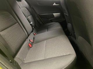 2018 Kia Picanto JA MY18 S Green 4 Speed Automatic Hatchback
