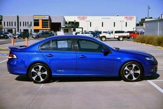 2012 Ford Falcon FG MkII XR6 Limited Edition Blue 6 Speed Sports Automatic Sedan