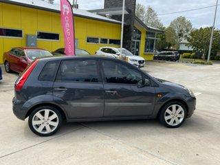2006 Ford Fiesta WQ Zetec Grey 4 Speed Automatic Hatchback
