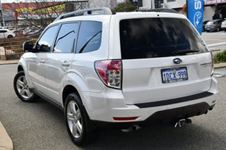 2009 Subaru Forester S3 MY09 XS AWD Satin White Pearl 4 Speed Sports Automatic Wagon.