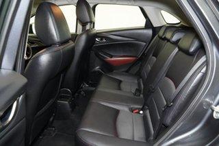 2015 Mazda CX-3 DK4WSA sTouring SKYACTIV-Drive i-ACTIV AWD Grey 6 Speed Sports Automatic Wagon