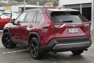 2019 Toyota RAV4 Axah52R Cruiser 2WD Atomic Rush 6 Speed Constant Variable Wagon Hybrid
