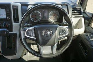 2019 Toyota HiAce GDH320R High Roof Super LWB White 6 Speed Sports Automatic Van