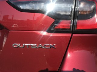 2021 Subaru Outback B7A MY21 AWD CVT Crimson Red 8 Speed Constant Variable Wagon