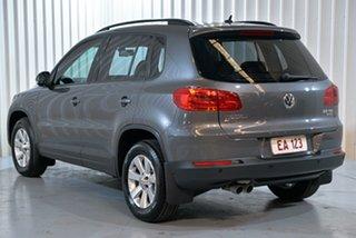 2014 Volkswagen Tiguan 5N MY14 103TDI DSG 4MOTION Pacific Grey 7 Speed Sports Automatic Dual Clutch