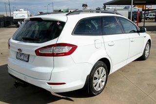 2012 Ford Mondeo MC LX PwrShift TDCi White 6 Speed Sports Automatic Dual Clutch Wagon