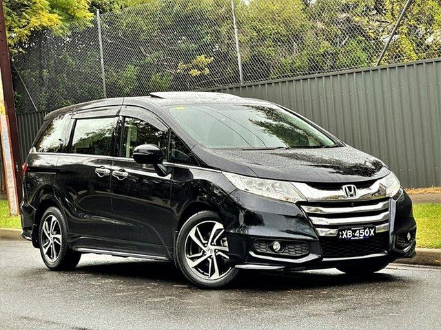 Used Honda Odyssey RC MY16 VTi-L Hyde Park, 2016 Honda Odyssey RC MY16 VTi-L Black 7 Speed Constant Variable Wagon