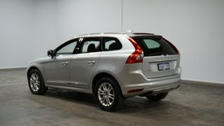 2014 Volvo XC60 DZ MY14 T5 Geartronic Kinetic Silver 8 Speed Sports Automatic Wagon.