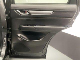2019 Mazda CX-5 KF4WLA Touring SKYACTIV-Drive i-ACTIV AWD Grey 6 Speed Sports Automatic Wagon