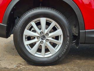 2014 Mazda CX-5 KE1071 MY14 Maxx SKYACTIV-Drive Sport Red 6 Speed Sports Automatic Wagon