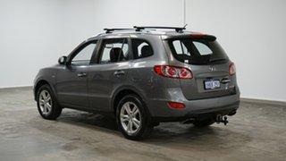 2011 Hyundai Santa Fe CM MY12 Highlander Silver 6 Speed Sports Automatic Wagon.