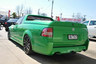 2008 Holden Commodore VE SV6 Green 5 Speed Automatic Utility