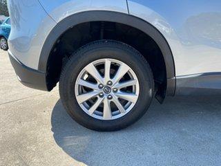 2017 Mazda CX-5 KE1072 Maxx SKYACTIV-Drive FWD Sport Silver 6 Speed Sports Automatic Wagon