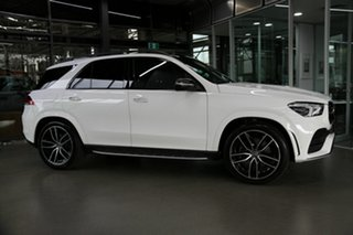 2020 Mercedes-Benz GLE-Class V167 800+050MY GLE300 d 9G-Tronic 4MATIC White 9 Speed Sports Automatic
