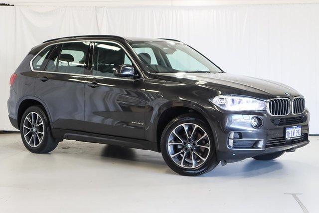 Used BMW X5 F15 xDrive30d Wangara, 2016 BMW X5 F15 xDrive30d Grey 8 Speed Sports Automatic Wagon