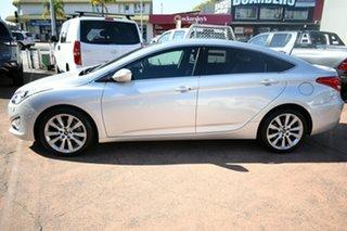 2013 Hyundai i40 VF 2 Premium Silver 6 Speed Automatic Sedan