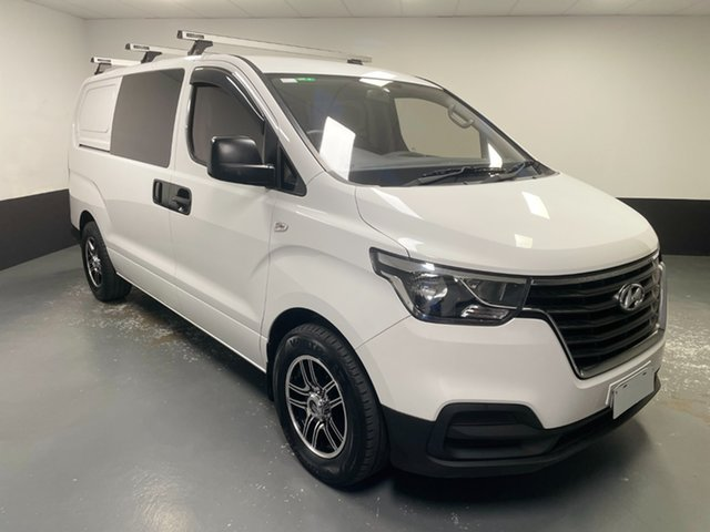 Used Hyundai iLOAD TQ4 MY19 Cardiff, 2018 Hyundai iLOAD TQ4 MY19 White 5 Speed Automatic Van
