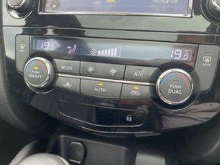 2014 Nissan Qashqai J11 TL Maroon Continuous Variable Wagon
