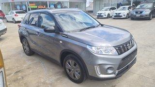2021 Suzuki Vitara VITARA1 VITARA GL+ AUTO 2WD Grey & Black Wagon.