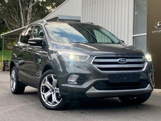 2019 Ford Escape ZG 2019.25MY Titanium Grey 6 Speed Sports Automatic SUV.