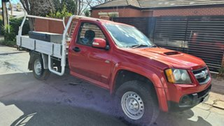 2008 Holden Colorado RC LX (4x4) 5 Speed Manual Cab Chassis.