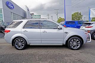 2012 Ford Territory SZ Titanium Seq Sport Shift AWD Silver 6 Speed Sports Automatic Wagon.