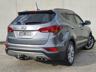 2017 Hyundai Santa Fe DM5 MY18 Highlander Grey 6 Speed Sports Automatic Wagon.