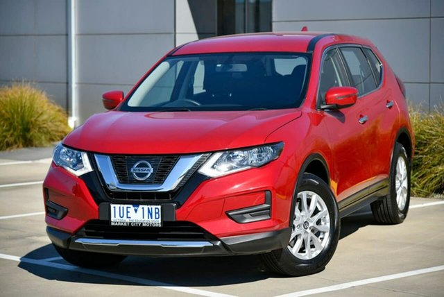 Used Nissan X-Trail T32 Series II ST X-tronic 2WD Pakenham, 2019 Nissan X-Trail T32 Series II ST X-tronic 2WD Red 7 Speed Constant Variable Wagon