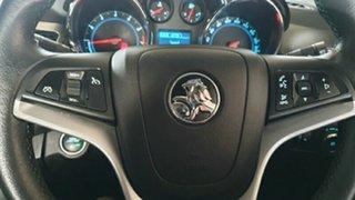2014 Holden Cruze JH Series II MY14 SRi-V Green 6 Speed Sports Automatic Sedan