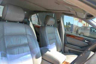 2000 Lexus GS300 JZS160R Silver 5 Speed Automatic E-Shift Saloon