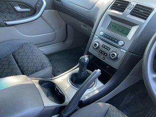 2006 Ford Falcon BF Mk II XL Ute Super Cab White 5 Speed Manual Utility