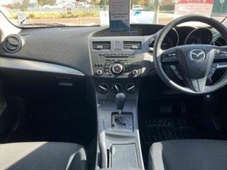 2012 Mazda 3 BL 11 Upgrade Neo Black 5 Speed Automatic Sedan