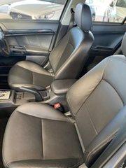 2017 Mitsubishi Lancer CF MY17 LS Grey 6 Speed Constant Variable Sedan