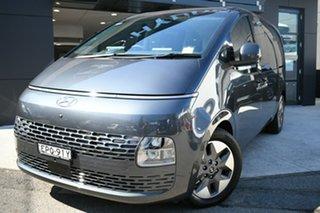 2021 Hyundai Staria HIGHLANDER Steel Graphite 8 Speed Automatic Van.