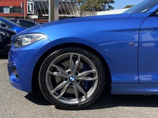 2015 BMW M235i F23 Estoril Blue 8 Speed Automatic Convertible.