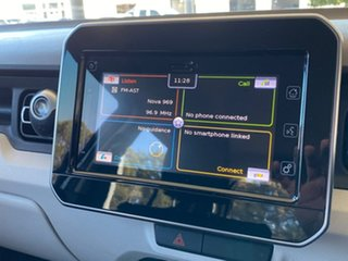 2017 Suzuki Ignis MF GL Grey 1 Speed Constant Variable Hatchback