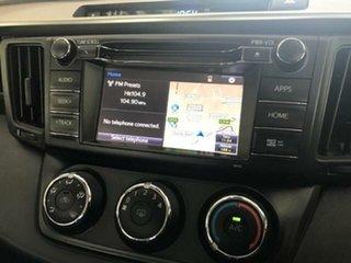 2018 Toyota RAV4 ASA44R MY18 GX (4x4) Glacier White 6 Speed Automatic Wagon