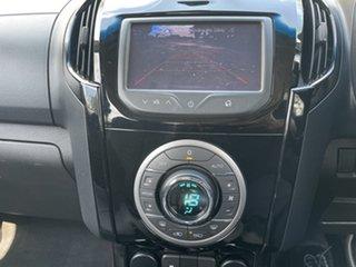 2015 Holden Colorado RG MY15 LTZ Crew Cab Alloy Orange 6 Speed Sports Automatic Utility