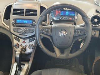 2012 Holden Barina TM MY13 CD Grey 6 Speed Automatic Hatchback.