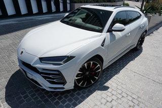 2020 Lamborghini Urus 636 No Badge Bianco Icarus 8 Speed Sports Automatic Wagon