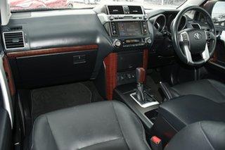2015 Toyota Landcruiser Prado KDJ150R MY14 VX Graphite 5 Speed Sports Automatic Wagon