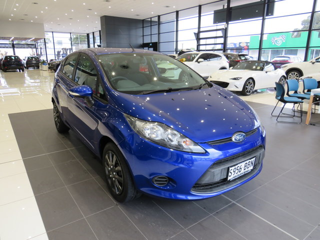 Used Ford Fiesta WT CL PwrShift Edwardstown, 2010 Ford Fiesta CL PwrShift Hatchback